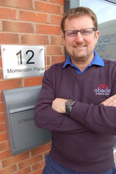 Dave Kerry CSRT qualified surveyor