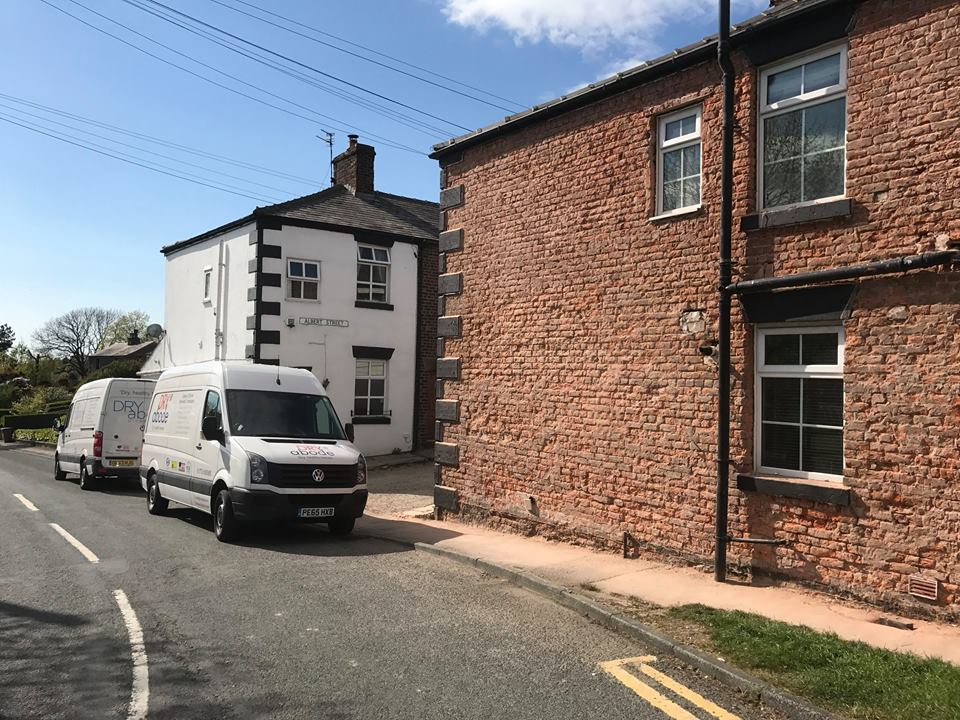 damp proofing accredited